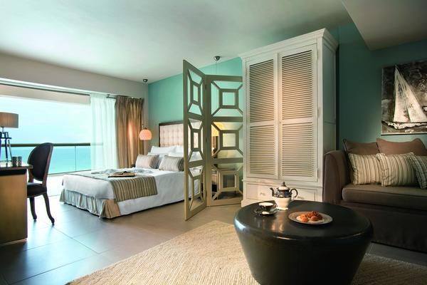 Location Slider - Sani Beach rooms