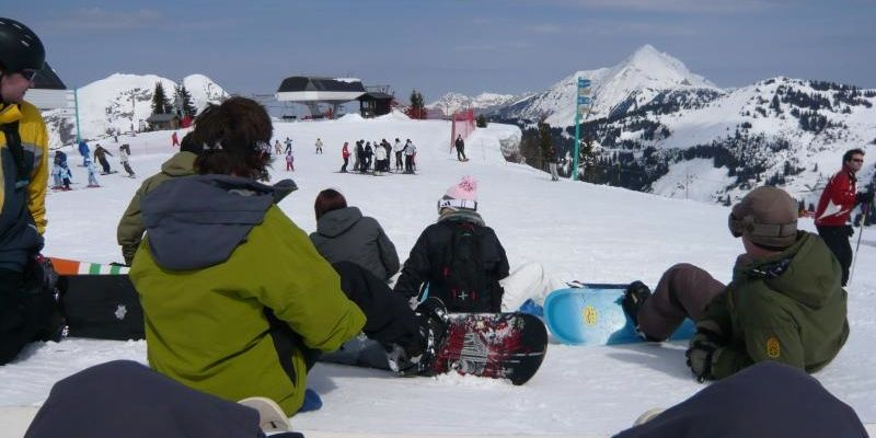 page Slider - Singles ski