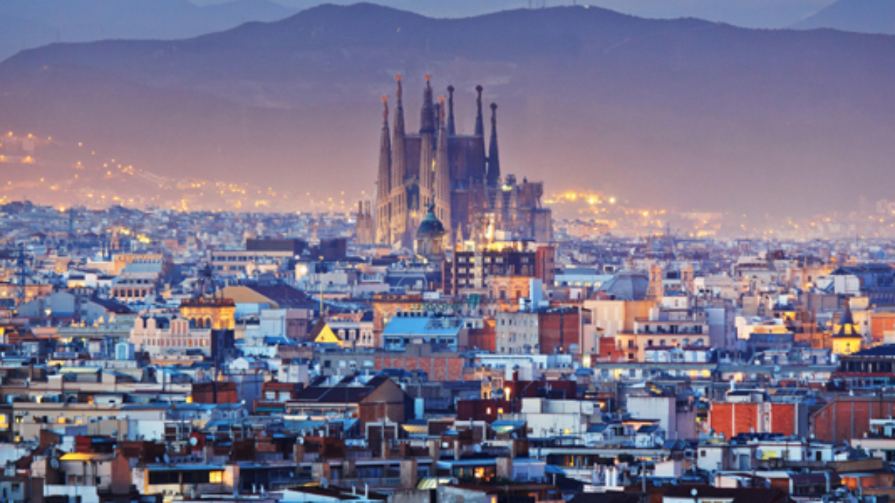 Barcelona-City-Overview