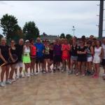 Golden Girls tennis holiday