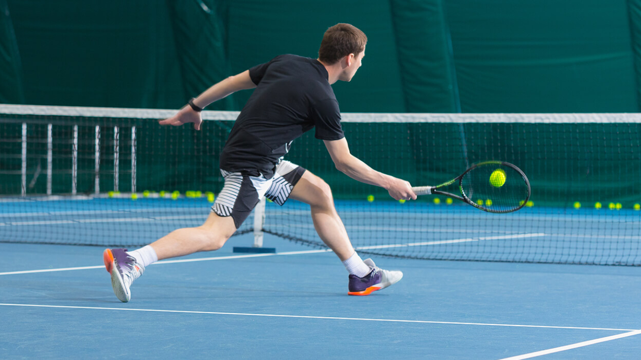 Active Away Keeping Fit for Tennis through Covid-19