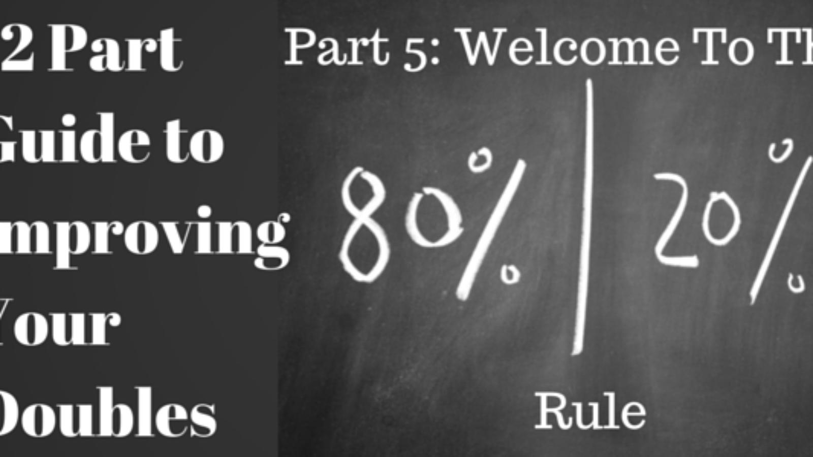 The 80_20 rule Header