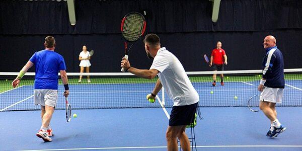 Tennis Clinic Venues