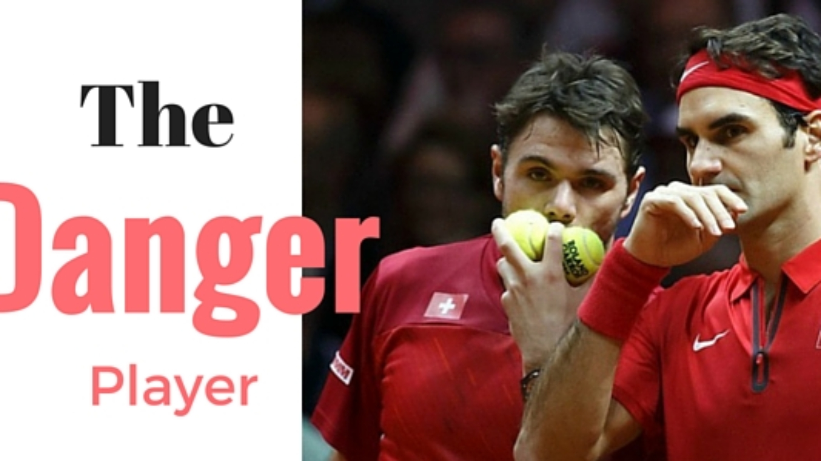 the danger player header